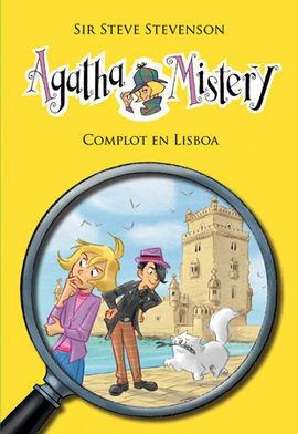 AGATHA MISTERY 18. COMPLOT EN LISBOA