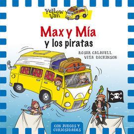 MAX Y MÍA Y LOS PIRATAS