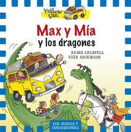 MAX Y MA Y LOS DRAGONES
