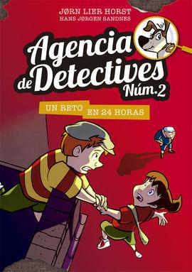 AGENCIA DE DETECTIVES 3 UN RETO EN 24 HORAS