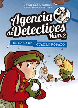 AGENCIA DE DETECTIVES 4 EL CASO DEL CUADRO ROBADO