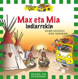 YELLOW VAN 10. MAX ETA MIA INDIARREKIN
