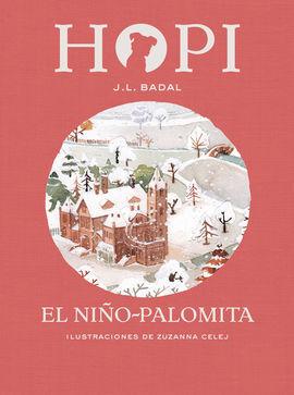 HOPI 8 EL NIÑO PALOMITA