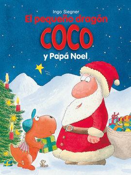 PEQUEÑO DRAGON COCO 23 COCO Y PAPA NOEL