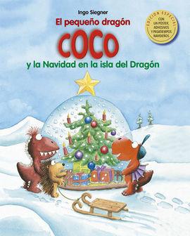 EL PEQUEÑO DRAGON COCO Y LA NAVIDAD EN LA ISLA DEL DRAGON