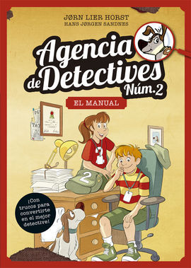 AGENCIA DE DETECTIVES NÚM. 2 - MANUAL DEL DETECTIVE