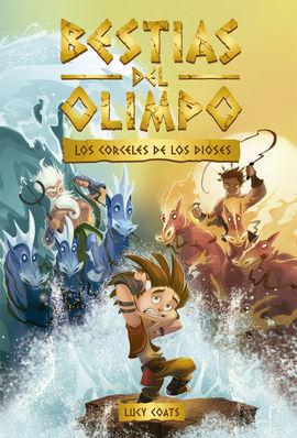BESTIAS DEL OLIMPO 3. LOS CORCELES DE LOS DIOSES