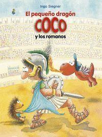 EL PEQUEÑO DRAGÓN COCO Y LOS ROMANOS