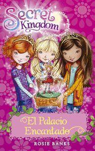 CSECRET KINGDOM 1. EL PALACIO ENCANTADO