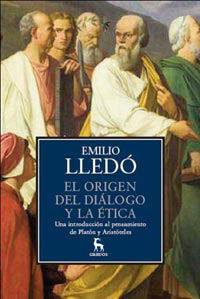 EL ORIGEN DEL DIÁLOGO Y LA ÉTICA