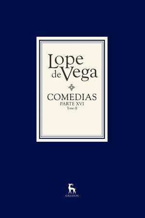 COMEDIAS XVI (2 VOL.) LOPE DE VEGA
