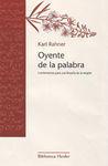 OYENTE DE LA PALABRA