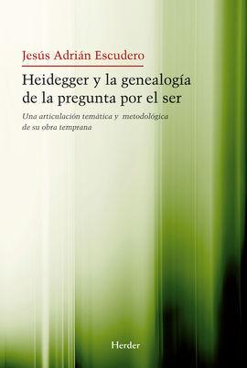 HEIDEGGER Y LA GENEALOGÍA DE LA PREGUNTA POR EL SE