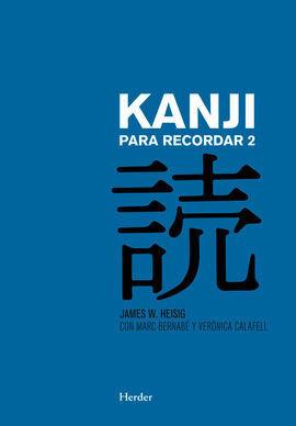 JAPONES KANJI PARA RECORDAR II (NE)