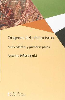 ORÍGENES DEL CRISTIANISMO