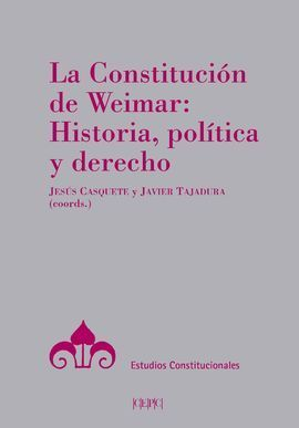 CONSTITUCION DE WEIMAR: