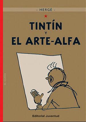 TINTIN Y EL ARTE-ALFA (ED.2011)