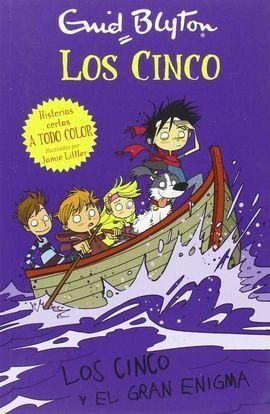 CINCO Y EL GRAN ENIGMA,LOS