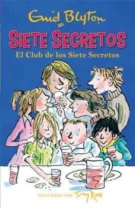 SIETE SECRETOS 1 EL CLUB DE LOS SIETE SECRETOS