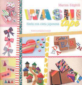 WASHI TAPE; HAZLO CON CINTA JAPONESA