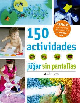 150 actividades...