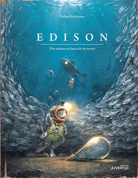 EDISON DOS RATONES EN BUSCA DE UN TESORO