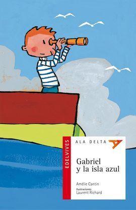 GABRIEL Y LA ISLA AZUL