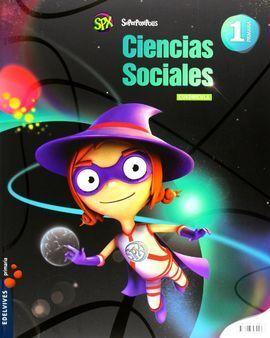 CIENCIAS SOCIALES 1º PRIMARIA (CUADRÍCULA)+NUESTRAS MEJORES ESTRELLAS