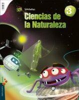 CIENCIAS NATURALES 3º EP SUPERPIXEPOLIS