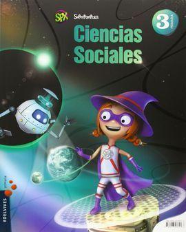 CIENCIAS SOCIALES 3º PRIMARIA + UN CONJURO PELIGROSO
