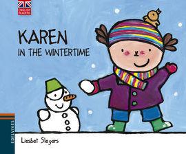 KAREN IN THE WINTERTIME