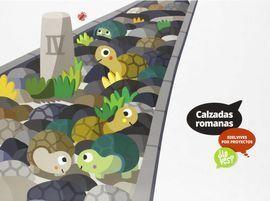 CALZADAS ROMANAS ¿LO VES? (HISTORIA/CULTURA-LETRA
