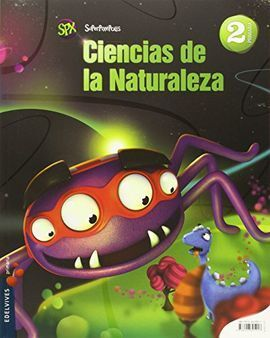 CIENCIAS DE LA NATURALEZA 2º PRIMARIA