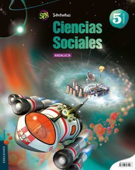 CIENCIAS SOCIALES 5 (ANDALUCÍA)