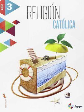 RELIGION 3º ESO AGAPE 2015