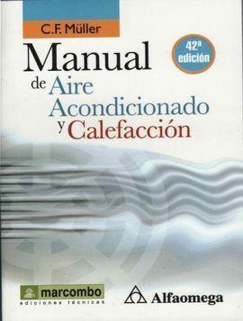 MANUAL DE AIRE ACONDICIONADO Y CALEFACCION