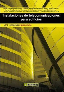 INSTALACIONES TELECOMUNICACIONES PARA EDIFICIOS