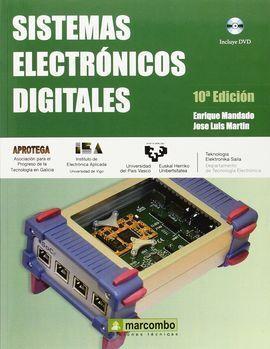 SISTEMAS ELECTRONICOS DIGITALES 10/E+(DVD)