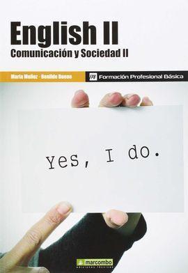 ENGLISH II COMUNICACION Y SOCIEDAD II