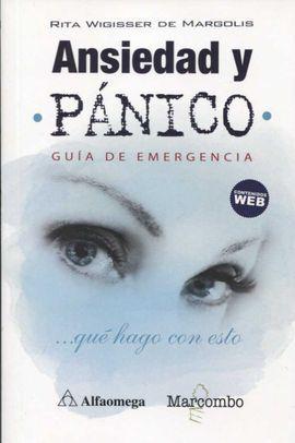 ANSIEDAD Y PANICO. GUIA DE EMERGENCIA