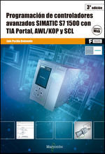 PROGRAMACIÓN DE CONTROLADORES AVANZADOS SIMATIC S7 1500 CON TIA PORTAL,  AWL/KOP