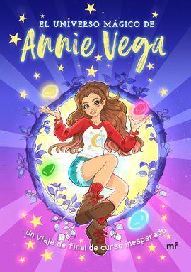 EL UNIVERSO MAGICO DE ANNIE VEGA