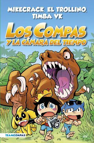 LOS COMPAS Y LA CÁMARA DEL TIEMPO