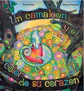 UN CAMALEÓN Y EL COLOR DE SU CORAZÓN