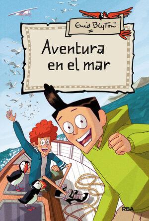 AVENTURA EN EL MAR