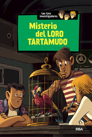 LOS TRES INVESTIGADORES 2