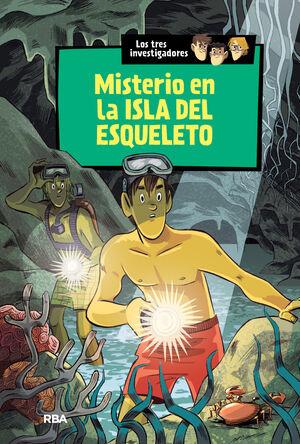 MISTERIO EN LA ISLA DEL ESQUELETO (TRES INVESTIGADORES 6)