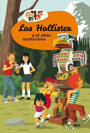 HOLLISTER Y EL IDOLO MISTERIOSO ((HOLLISTER 5)