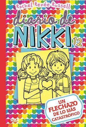 DIARIO DE NIKKI 12: UN FLECHAZO DE LO MÁS CATASTRÓFICO