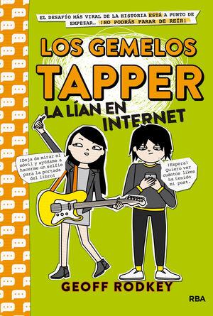 GEMELOS TAPPER LA LIAN EN INTERNET, LOS. GEMELOS TAPPER 4